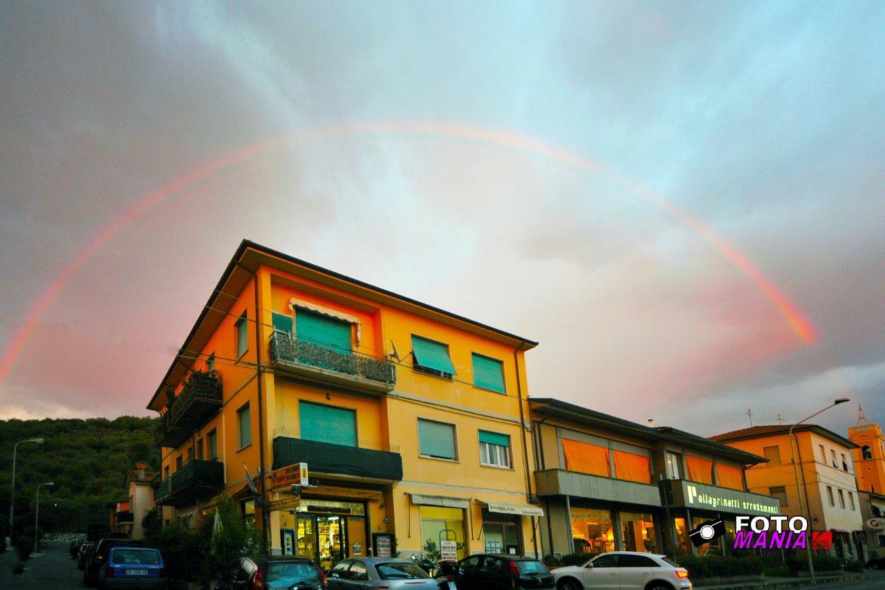 Arcobaleno su Capezzano
