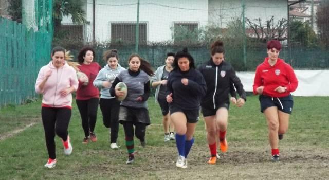 Una squadra femminile per il Rugby Union Versilia