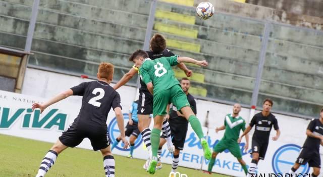 Serie D Girone E, i risultati del quarto turno