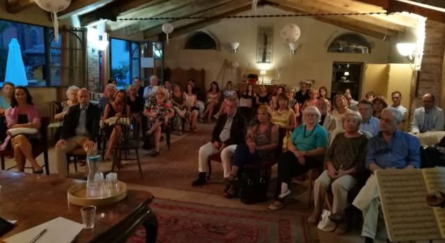 Trionfo a Villa Ginori per Eleonora Duse e le donne di cultura fiorentine