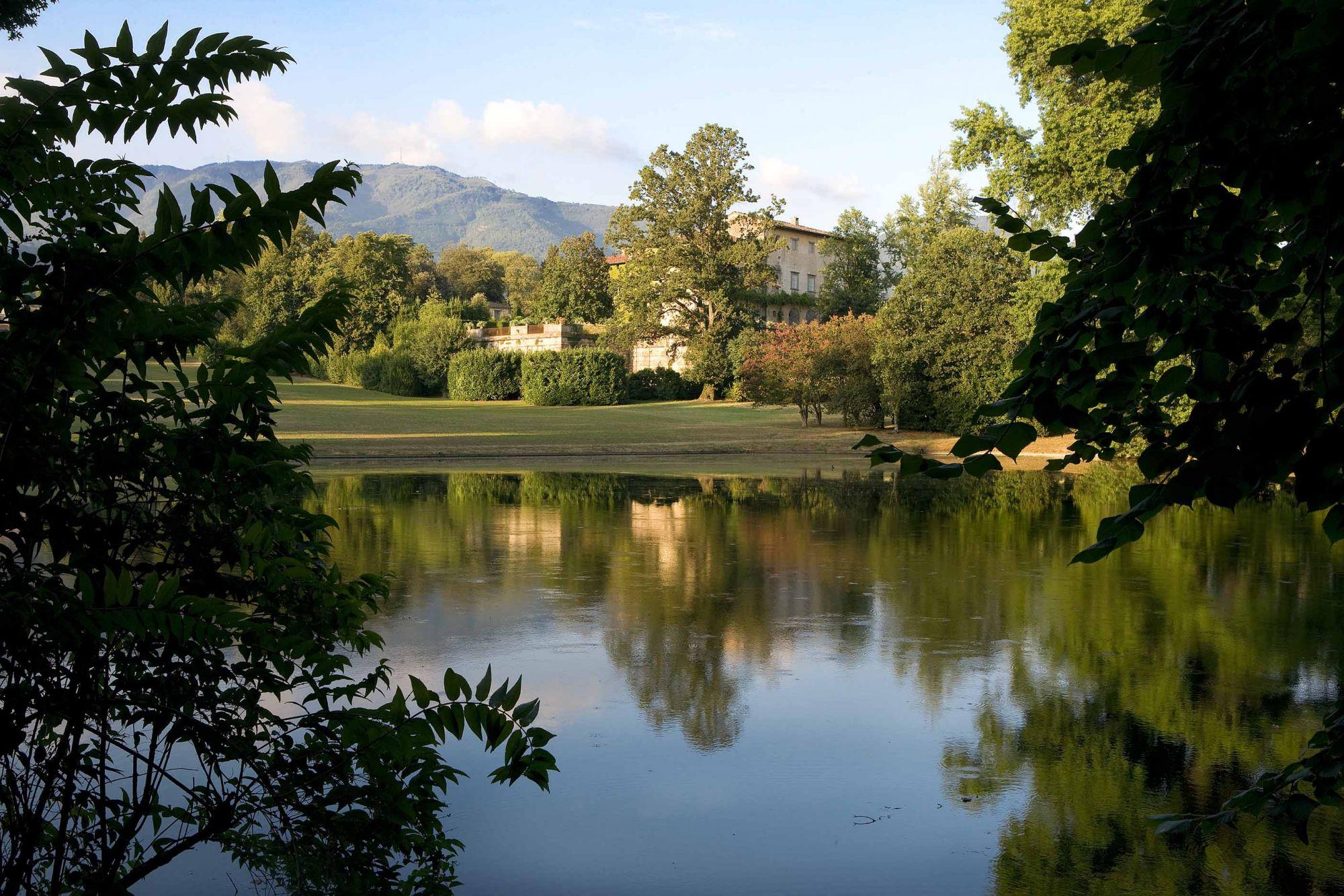 Il Parco della Villa Reale di Marlia tra i boschi incantati di Husqvarna