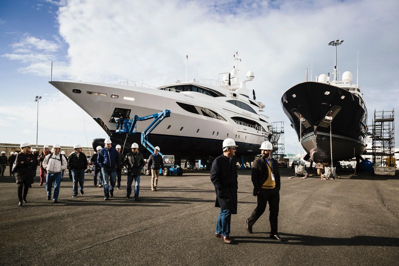 Nasce il distretto tecnologico della nautica e della portualità