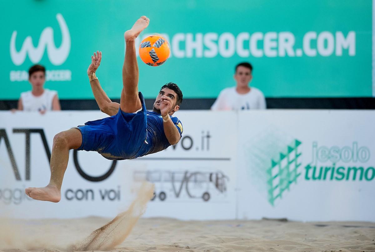 Le avversarie dell'Italia nella seconda fase di qualificazione ai Mondiali di beach soccer