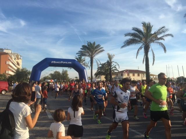 Versilia Half Marathon: vincono Stefano Politi e Leanna Fabbri