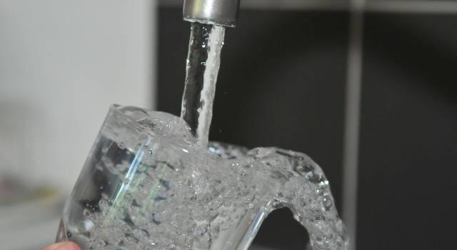 Stop all'acqua potabile a Valdicastello