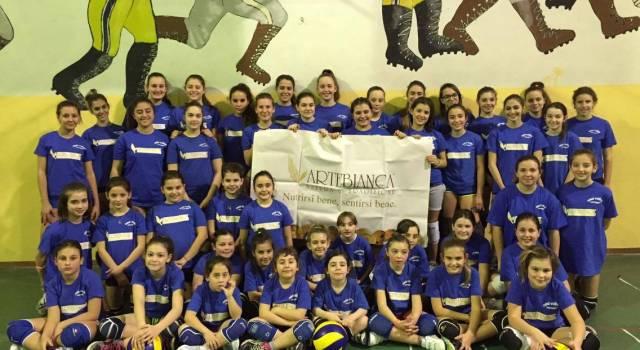 Prosegue l'attività di promozione dell'Oasi Volley Viareggio
