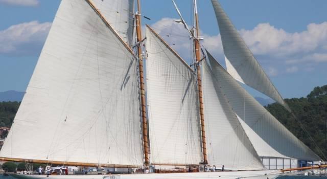 50 imbarcazioni per il raduno delle vele storiche