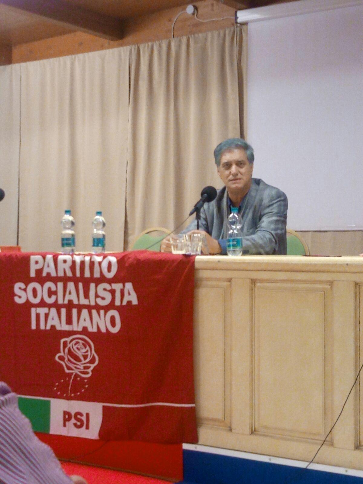 Psi rinnova le cariche, Carlo Bonuccelli coordinatore provinciale