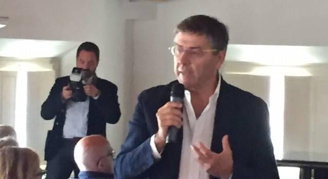 Sicurezza, decoro, turismo: le parole d'ordine di Bruno Murzi