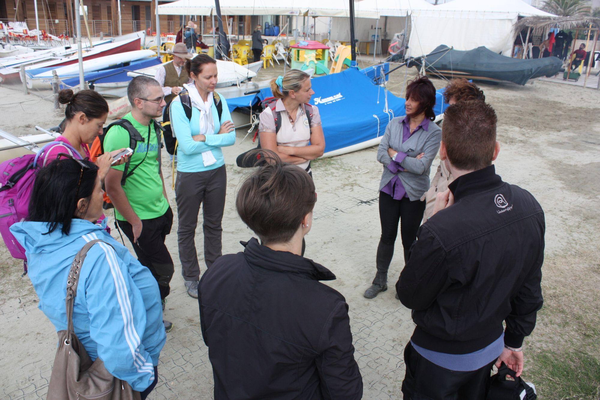 Tour operator e blogger alla scoperta di Lido di Camaiore