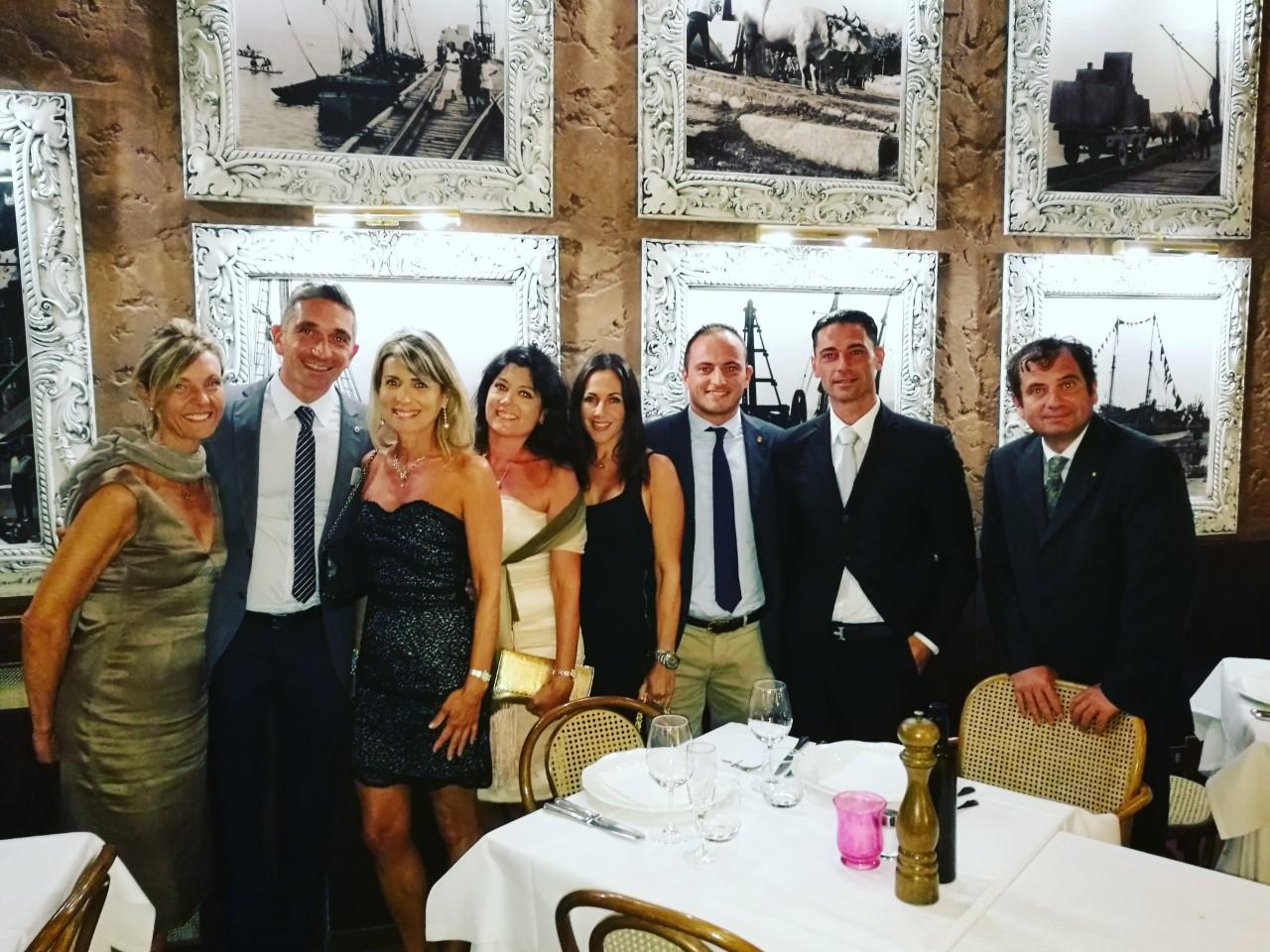 Il Lions Club Pietrasanta Versilia Storica inaugura l'anno sociale
