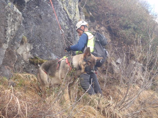 Incidente di caccia. Recuperato un uomo dal Soccorso Alpino