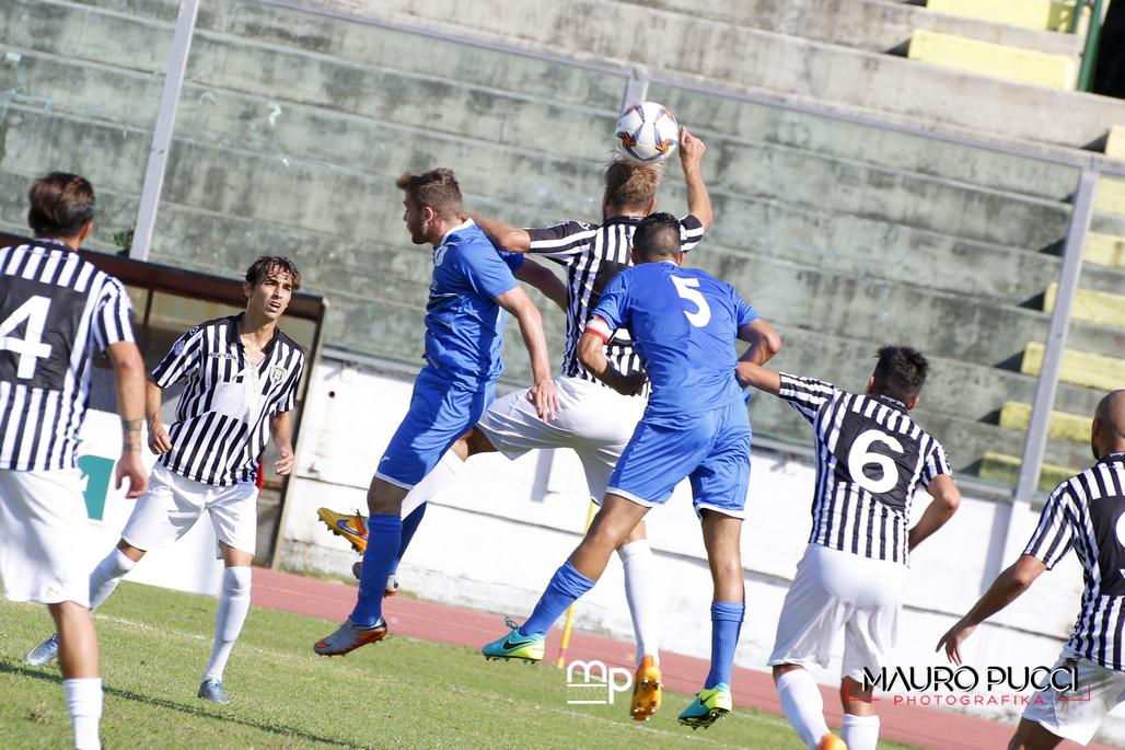 La fotogallery di Viareggio-Sporting Recco