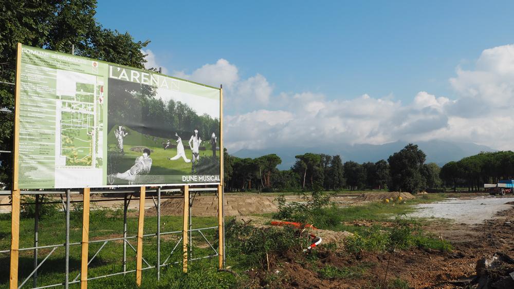 Ex Bussoladomani, proseguono i lavori per il rilancio dell'area