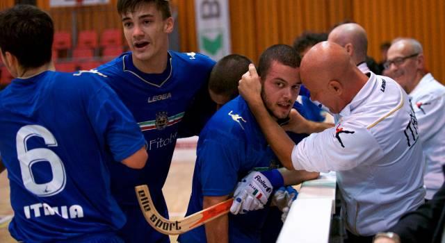 Europei Under 20 di hockey, Italia ko in finale col Portogallo