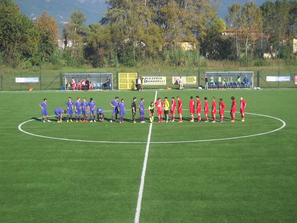 Gli Allievi del Lido non lasciano scampo allo Juventus Club