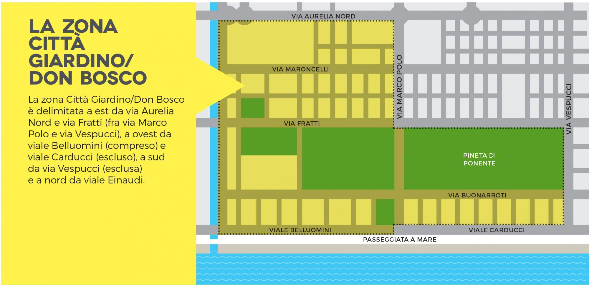 Tutto pronto per il porta a porta a Città Giardino e Don Bosco