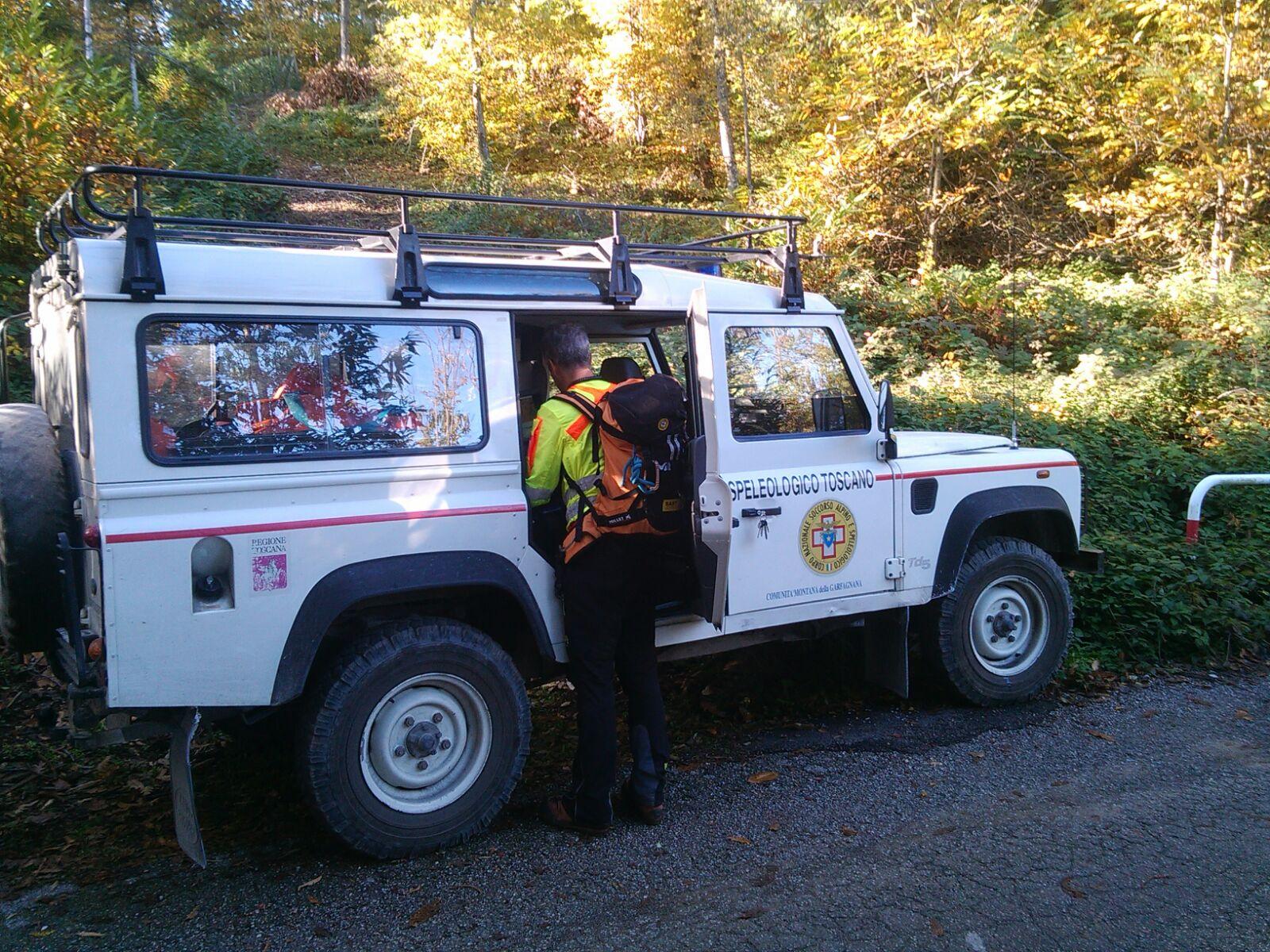 Tragedia sulle Apuane, trovato morto l'escursionista disperso da ieri