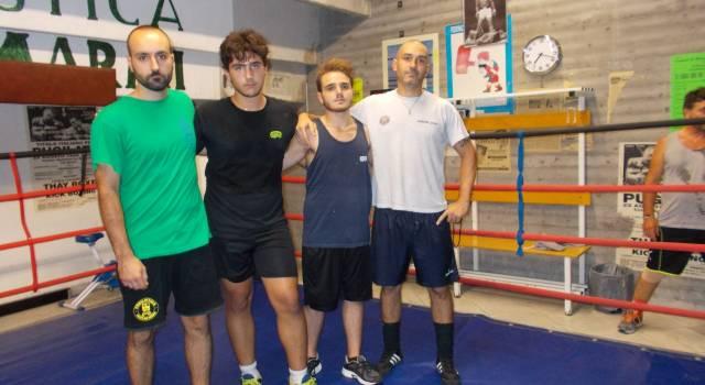 La pugilistica Forte dei Marmi ai campionati regionali di boxe