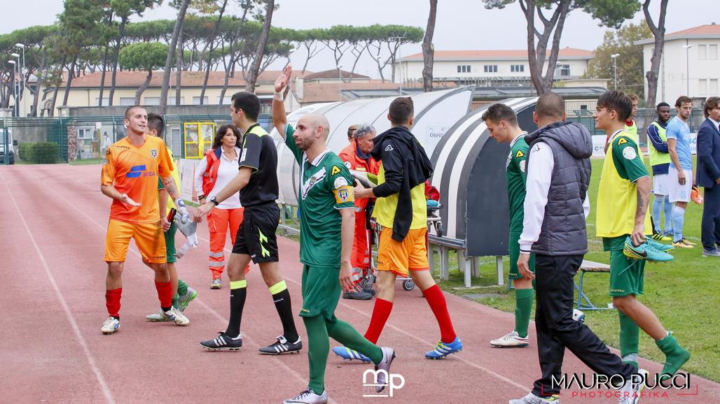 La fotogallery di Viareggio-Unione Sanremo