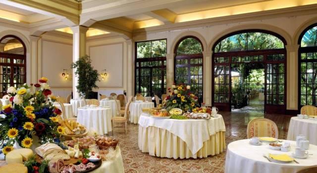 Open Day al Grand Hotel Royal di Viareggio