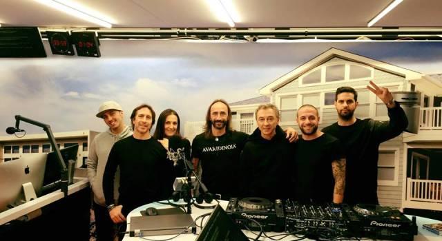 Viareggio, il Cgc e il Carnevale protaginisti su Radio Deejay
