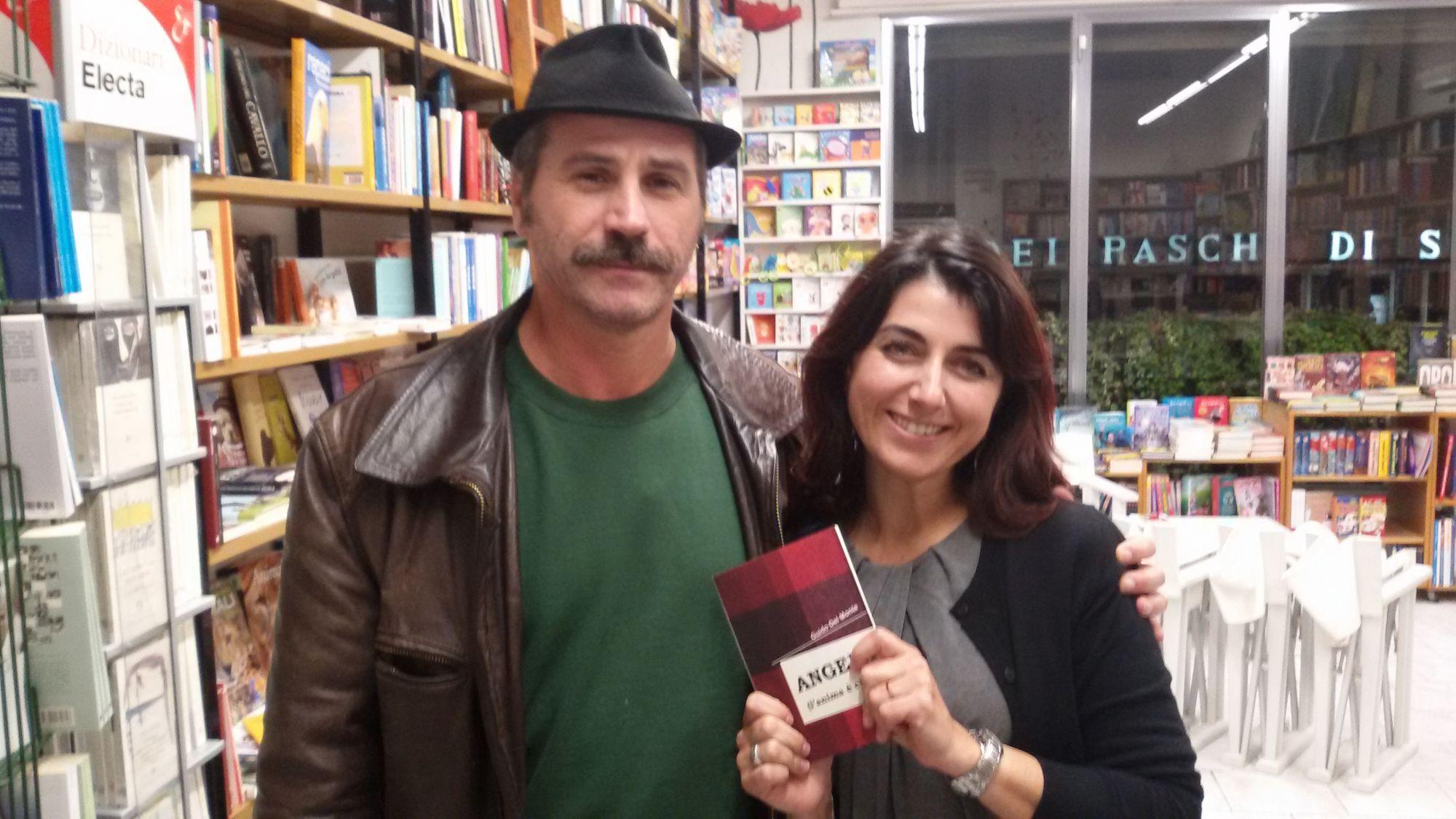 Guido del Monte a La Vela, l'intervista allo scrittore viareggino