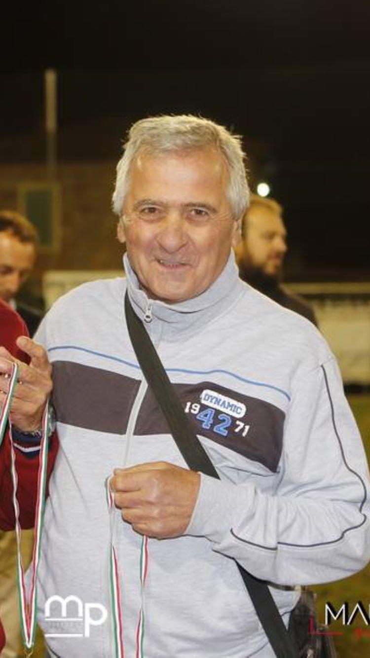 Addio a Silvio Benedetti storico allenatore del Camaiore Calcio