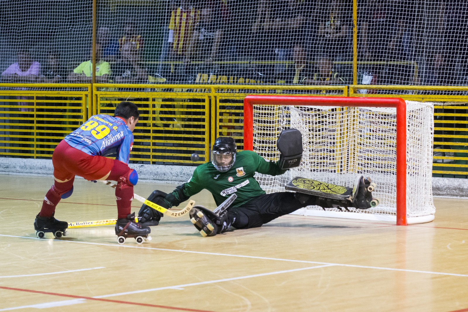 Hockey su pista, i recuperi del quinto turno