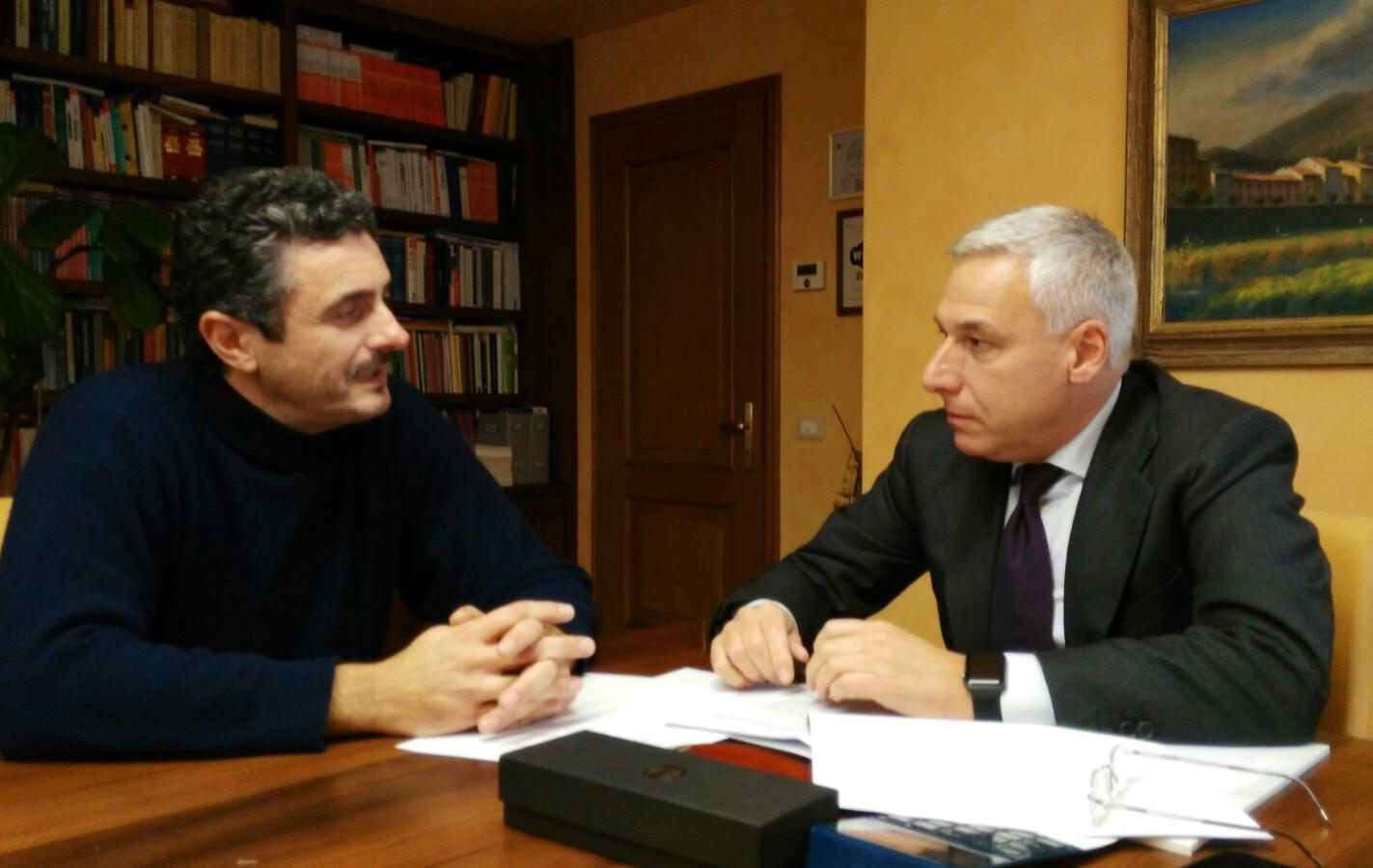 Incontro Del Ghingaro-Poletti: Prove Tecniche di Dialogo