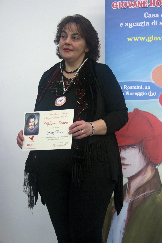 """Proclamati i vincitori  della VI edizione """"Premio Letterario Nazionale Streghe Vampiri & Co."""""""