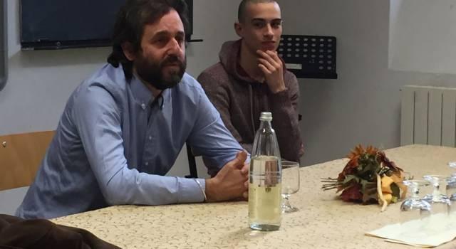 Incontro con lo chef Cristiano Tomei per gli alunni dell'Isi Marconi