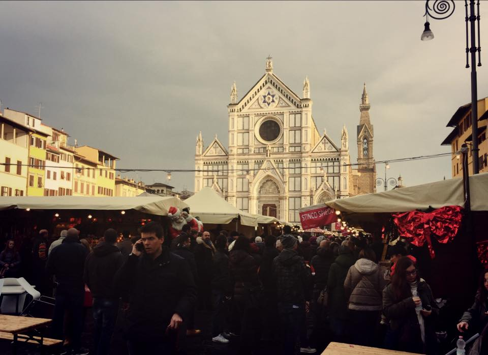 mercatini di natale firenze weihnachtsmarkt 2016