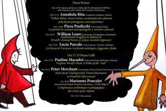 Seminario Internazionale sulla Favola nelle Letterature europee