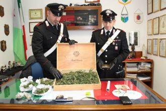 carabinieri marjuana