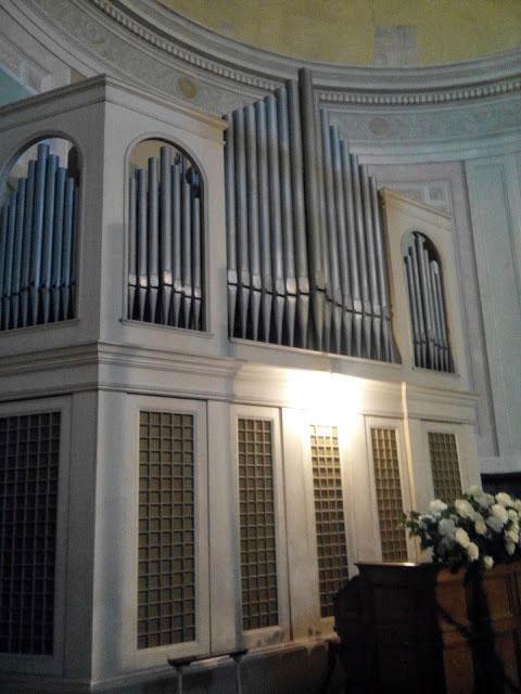 """Primo appuntamento con i """"Concerti Aperitivo"""" per il restauro dell'organo di Seravezza"""