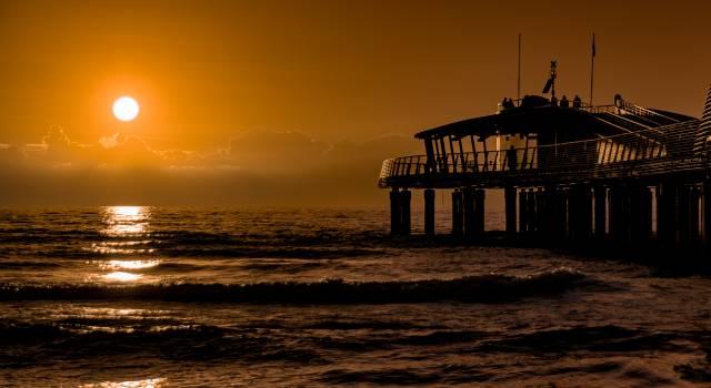 Magia del tramonto