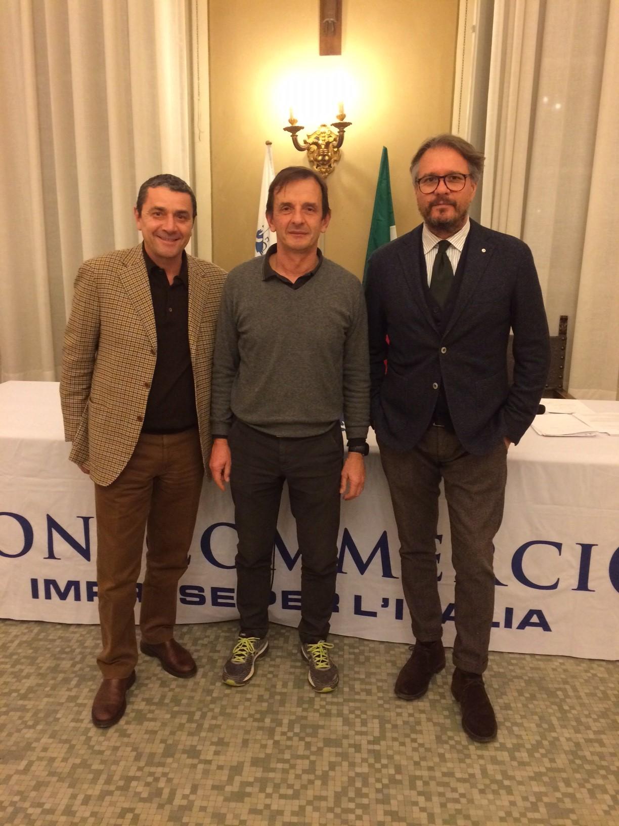 Piero Bertolani e Roberto Lari vice presidenti di Confcommercio Lucca e Massa Carrara