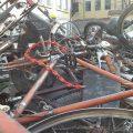 rottami biciclette comune di pietrasanta