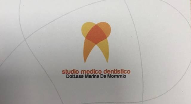 Uno nuovo studio dentistico per la dottoressa Marina Da Mommio