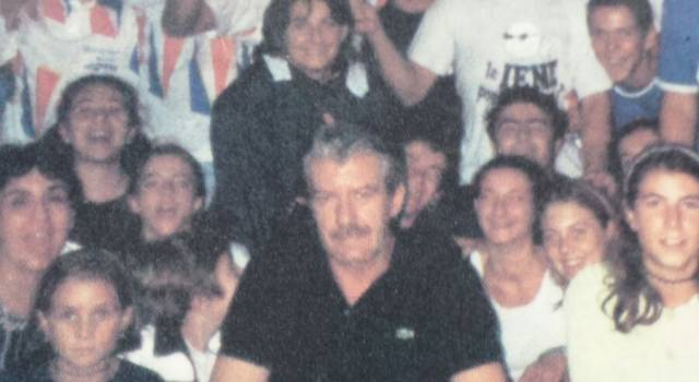 Il mondo dello sport piange la morte di Roberto Moriconi
