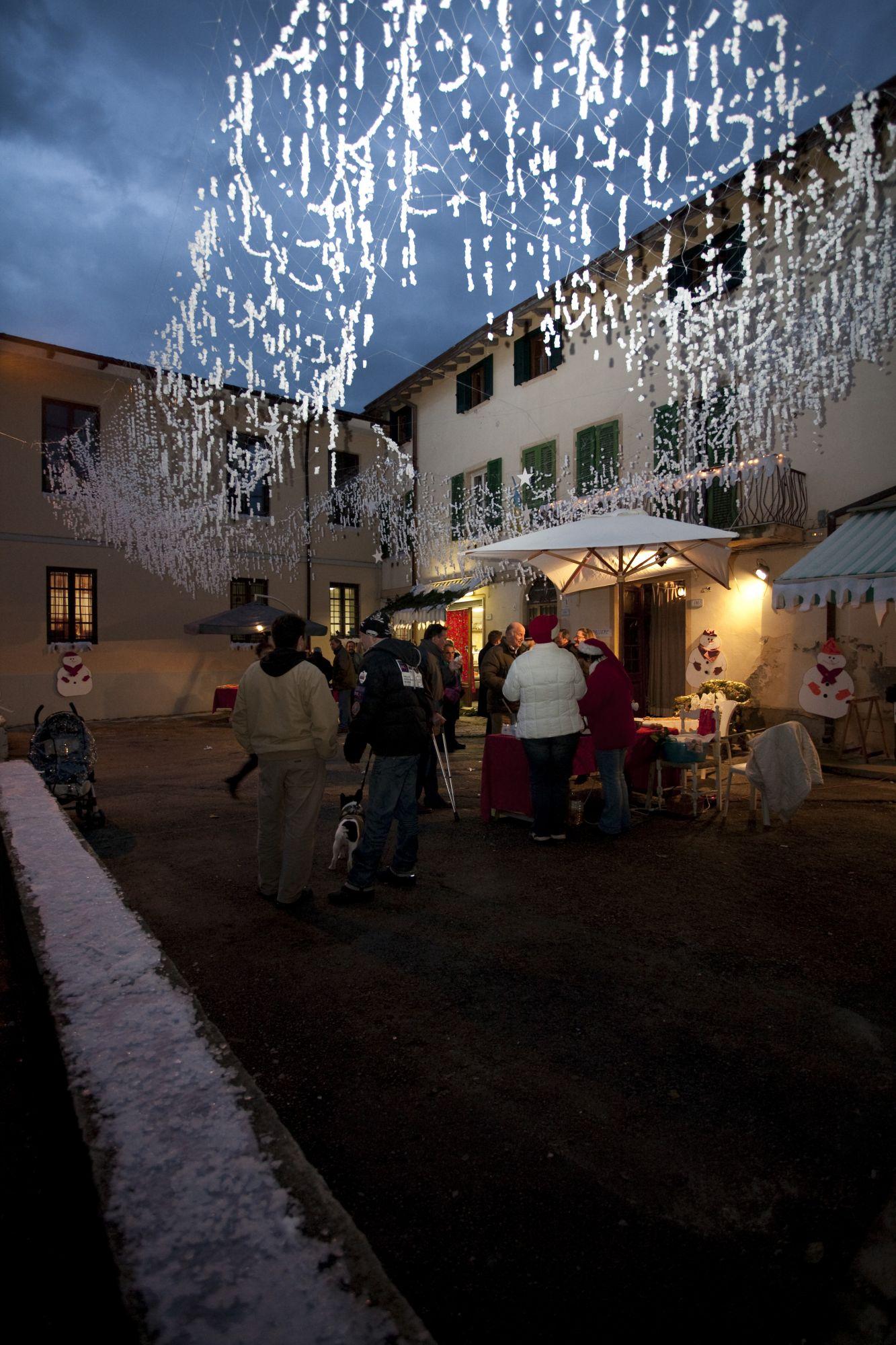 Magie di Natale fa tappa a Stiava