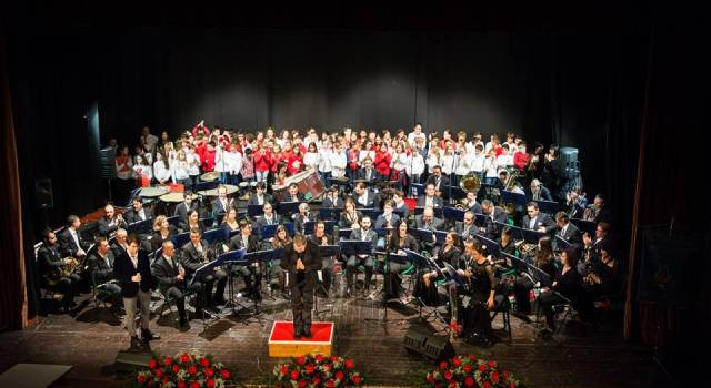 I concerti di Natale della Filarmonica di Capezzano Monte
