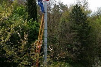 lavori manutenzione e rinnovamento enel versilia