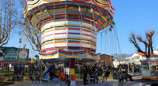 Il sindaco Bruno Murzi ha incontrato i rappresentanti del Luna Park