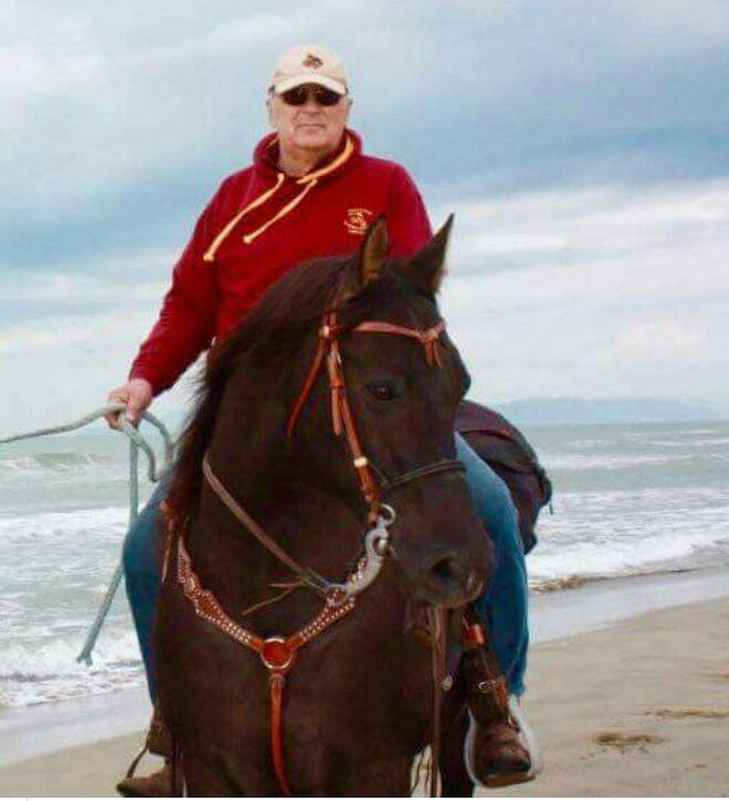 Lutto nell'equitazione per Massimo Santini