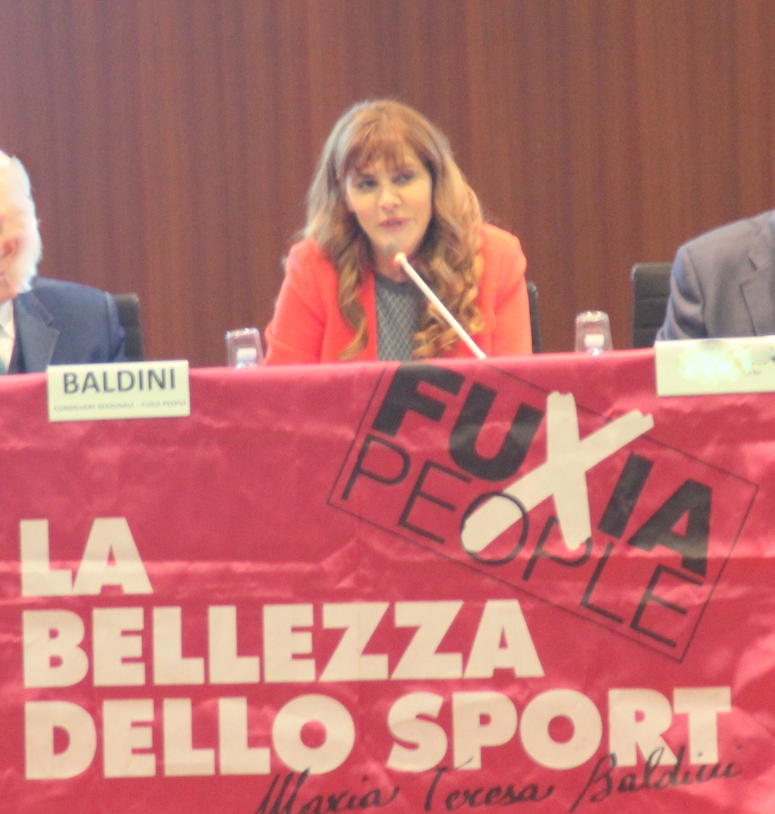 """""""Servono strutture per far fare sport ai nostri giovani"""""""
