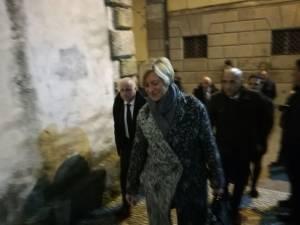 Ministro della difesa Pinotti