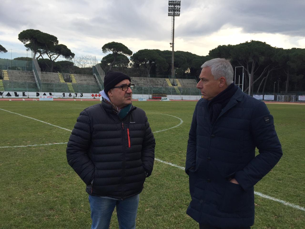 """Santini (Lega): """"Stadio pronto per la Coppa Carnevale? Balle spaziali"""""""