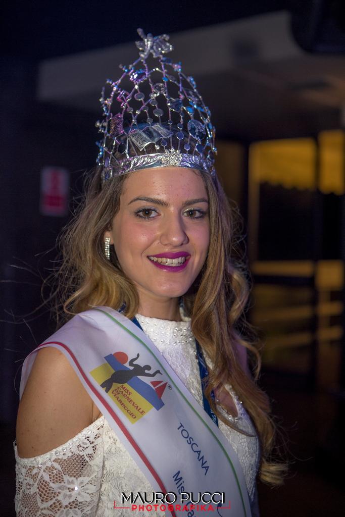 Alla Bussola l'elezione di Miss Carnevale 2017. La fotogallery